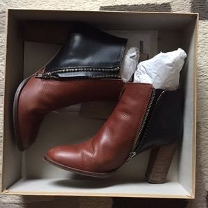 Madewell ankle boots